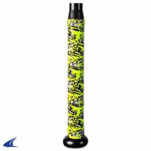 "New! Champro Sports A031 Xtreme Tack Bat Grip 1.8mm x 39"" Yellow Optic Digi Camo"