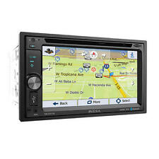 NEW Nesa NS-651N 2-DIN Multimedia Source Unit w/ iGo Powered GPS Navigation & An