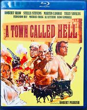 A Town Called Hell (1971) Kino Lorber Blu-ray Robert Shaw Martin Landau