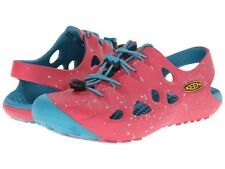 NIB NWT Keen Girls Youth Rio Honeysuckle/Capri Breeze Closed Toe Sandals Size 6