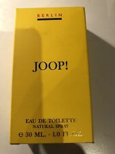 Joop Berlin 30 ml EDt Spray Neu und OVP ohne Folie