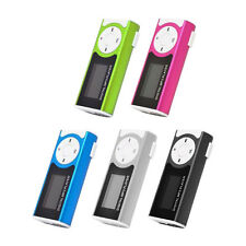 Portable Digital MP3/MP4 Player Rechargable LCD For Ipod Media Music Player 1pc