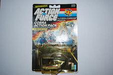 G.i.joe Cobra paquete de acción Pom Pom Pistola no selladas, fuerza de acción