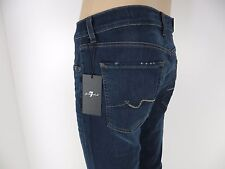 7 for All Mankind Standard Straight Leg Jeans Size 33