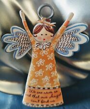 Lost Angel Pendant Carol Eldridge Never So