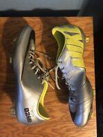 Nike Mercuria Vapor IX Silver Volt Black Size 9.5