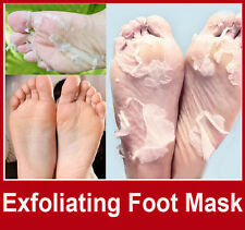 6 Pair Baby Foot Peeling Renewal Mask Remove Dead Skin Cuticles Heel Anti Aging