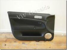 Genuine VW Passat 2001-2005 RHD Front Left Door Trim Panel Black 3B0867011AT JGJ