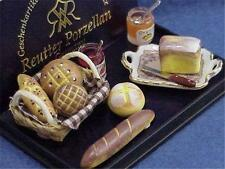 Dollhouse Deluxe Bakery Assortment 1.794/8 Reutter Classic Rose Miniature 1:12