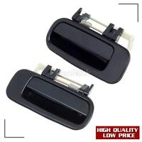 For E-250 08-12 Front Smooth Black Passenger Side Exterior Door Handle
