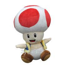 "Toad 7"" Super Mario Bros. Plush Doll Stuffed Toy"
