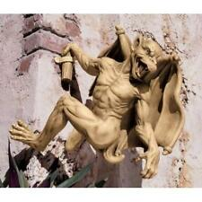 Gothic Gargoyle Climber Sculpture Gaston, by Design Toscano - Medium
