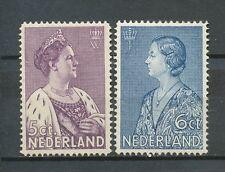 Nederland  265 - 266 postfris