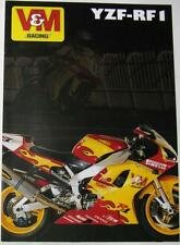 YAMAHA YZF-RF1/ YZF-RF1SP Motorcycle Sales Brochure 2000s
