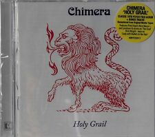 Chimera-Holy Grail UK folk psych cd Nick Mason & Richard Wright