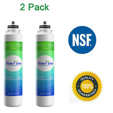 2Pack SimPure Y6 Replacements (PP+CTO) Filters UV Sterilization Water Dispenser