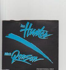 Ian Hunter/Mick Ronson-American Music UK promo cd