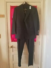 Jos. A  Banks Mens signature suit 2 button blazer 44R 39W NWTs not hemmed