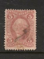 US Revenue Stamp R28c First issue 1862-1867 Used,
