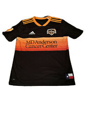 Houston Dynamo MLS 2018 Away Jersey Boy's Size Large
