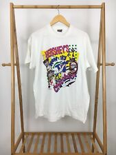 RARE VTG 1991 Hershey's Now It's Time 4 Chocolates 50/50 T-Shirt Size XL USA