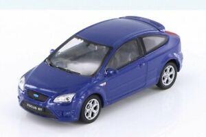 Ford Focus ST, Blue - Welly 42378D - 1/32 scale Diecast Model Toy Car