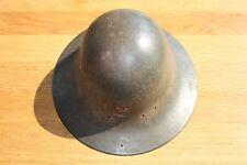 Zuckerman Military helmet with unitentified insignia
