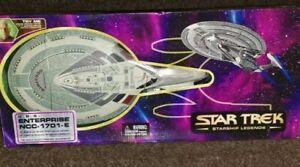 Star Trek Enterprise-E Art Asylum