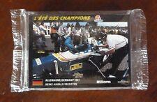 1997 F1 Gailuron L'été des Champions Full Set 20/20 - Unopened, Seal Pack