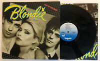 Blondie - Eat To The Beat - 1979 US 1st Press CHE 1225 (NM) Ultrasonic Clean
