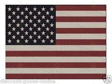 USA stelle e strisce Lodge Tappeto 120cm x 170cm