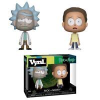 Stylised Vinyl--Rick and Morty - Rick & Morty Vynl.
