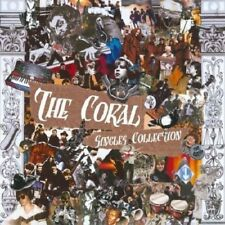 THE CORAL Singles Collection LP Vinyl Compilation NEW 2008
