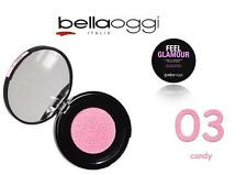 BELLAOGGI FEEL GLAMOUR FARD ILLUMINATE EFFETTO SETA N° 3 ROSA CONFETTO CANDY