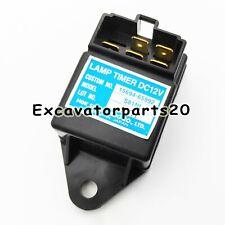 12vdc Ngk Glow Plug Lamp Timer 15694 65992 Sn1nl For Kubota