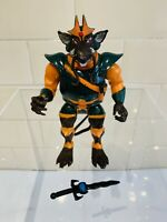 Vintage Thundercats Ratar-O Original 1980s Figure By LJN Complete Rare