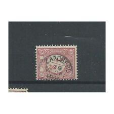 """Nederland 30 """"ZANDBERG 1896""""   VFU/gebr  CV  18 €"""
