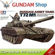 TAMIYA Russian Army Tank T72 M1 1/35 Military Miniature Series No. 35160 JAPAN