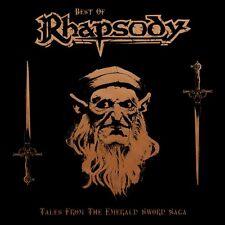 RHAPSODY - Tales From The Emerald Sword Saga Ltd. Box incl. Digipak CD 2004