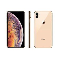 New Apple iPhone XS Max 256GB Dual Sim Unlocked  Gold - Next Day Delivery