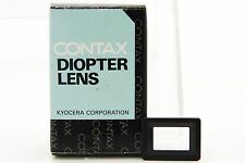 [UNUSED] Genuine Contax Diopter Lens FL-5 for RX/II Aria S2/b 167MT NX 28315