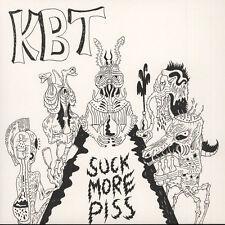 KBT - Suck More Piss (Vinyl LP - 2016 - EU - Original)