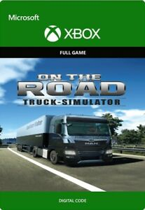 On The Road The Truck Simulator (Xbox One Series X/S Gift Code) Play Global