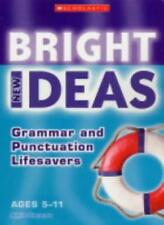 Grammar and Punctuation Lifesavers! (New Bright Ideas),Sylvia Clements