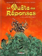 LA QUETE DES REPONSES - EO - BUCHET / MORVAN