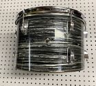 Ludwig Classic Maple Vintage Black Oyster 12x8 Tom