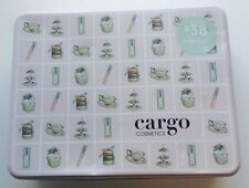 Cargo ~ Suited to a Tea' Color Kit ~ Great Tin for Storage!    New!!