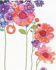 Cross Stitch Kit - Design Works - Watercolor Garden - #DW2931