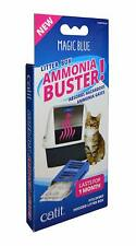 CAT IT MAGIC BLUE AMMONIA BUSTER CAT LITTER TRAY HOODED PAN 44307 - 1 MONTH PET