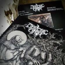 Demonic Oath - Crypt of Mournful Summoning (Fra), LP